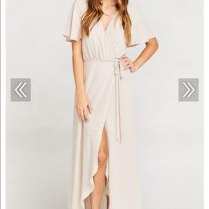 Show Me Your Mumu- Sophia Wrap Dress